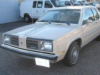 1981 Oldsmobile Omega Overview