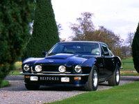 1981 Aston Martin V8 Vantage Overview