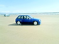 Picture of 1991 Vauxhall Nova, exterior