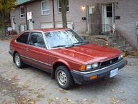 1982 Honda Accord Picture Gallery