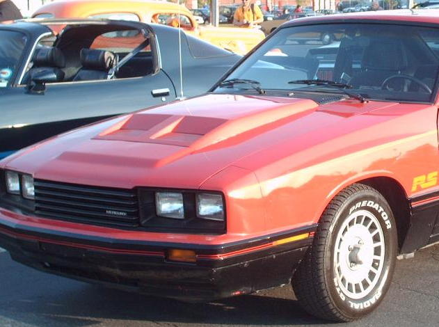 1974 Mercury Capri For Sale. Picture of 1982 Mercury Capri,