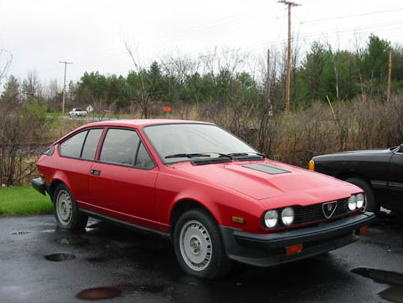 Picture of 1982 Alfa Romeo GTV