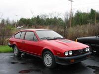 1982 Alfa Romeo GTV Overview