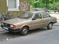 1982 Audi 80 Picture Gallery