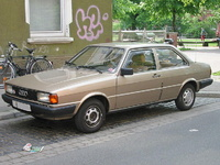 1982 Audi 80 Overview