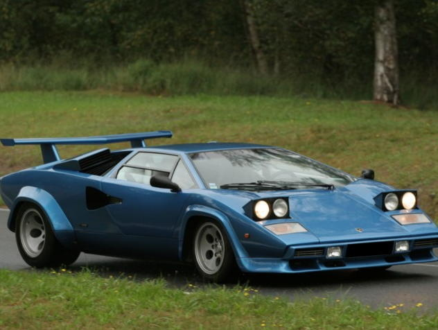 Picture Of  Lamborghini Countach Exterior Gallery_worthy