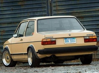1982 Volkswagen Jetta Overview