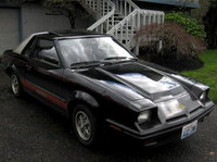 Picture of 1982 Ford EXP, exterior