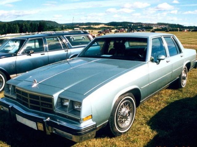 1982 Buick Lesabre Exterior Pictures Cargurus