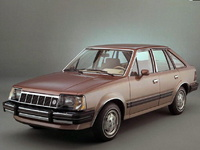 1982 Mercury Lynx Overview