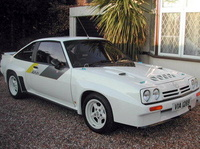 1982 Opel Manta Overview