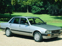 1982 Peugeot 505 Overview