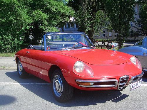 Alfa Romeo Spider  Overview  CarGurus