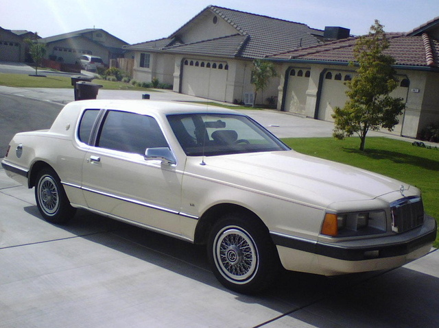 Picture of 1983 Mercury Cougar, exterior, gallery_worthy
