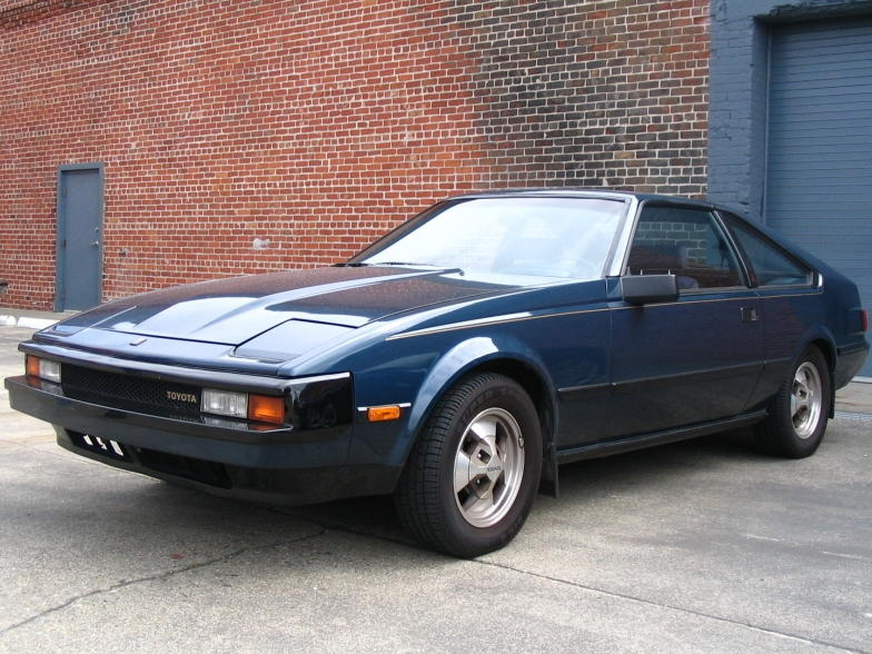 1983 Toyota Supra Overview Cargurus