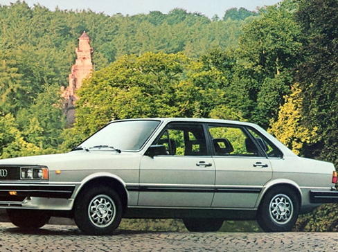 Picture of 1983 Audi 4000