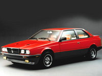 1983 Maserati Biturbo Overview