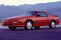 Picture of 1991 Dodge Daytona 2 Dr ES Hatchback, exterior