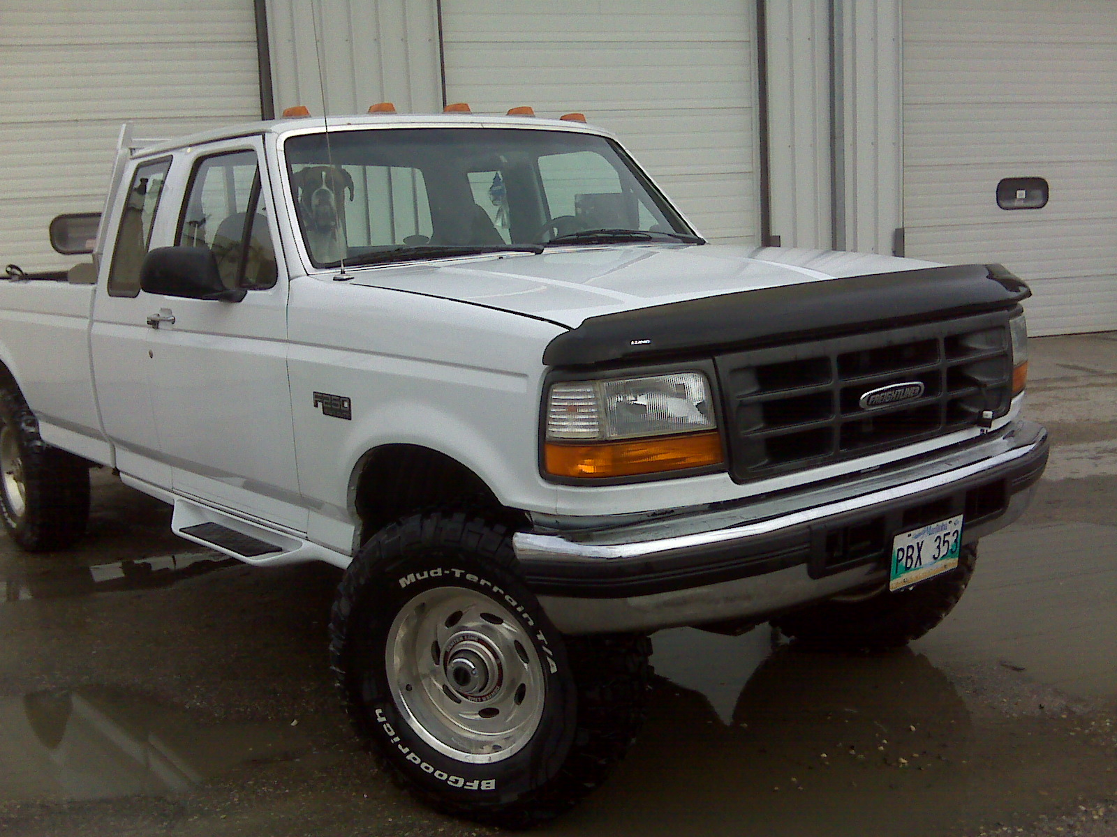 1997 Ford F-250 - Exterior Pictures