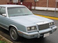 1983 Chrysler New Yorker Overview