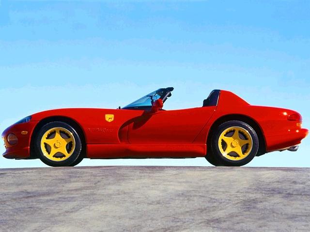 Picture of 1998 Dodge Viper