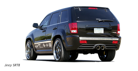 2010 Jeep Grand Cherokee SRT-8 picture, exterior
