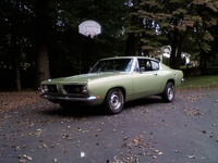 1969 Plymouth Barracuda picture, exterior