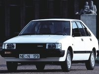 1980 Nissan Cherry Overview