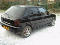 Picture of 1994 Ford Fiesta, exterior