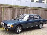 1980 Peugeot 604 Overview
