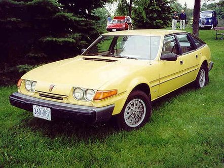 Picture of 1980 Rover 3500, exterior, gallery_worthy