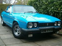 1980 Reliant Scimitar GTE Overview