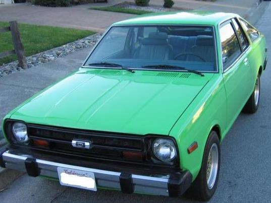 Picture of 1980 Datsun B-210