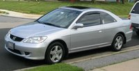 Picture of 2005 Honda Civic Coupe, exterior, gallery_worthy
