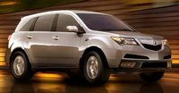 2010 Acura MDX, Front-quarter view, exterior, manufacturer, gallery_worthy