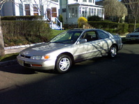1996 Honda Accord EX Coupe, 1996 Honda Accord 2 Dr EX Coupe picture, exterior