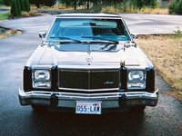 1980 Mercury Monarch Overview