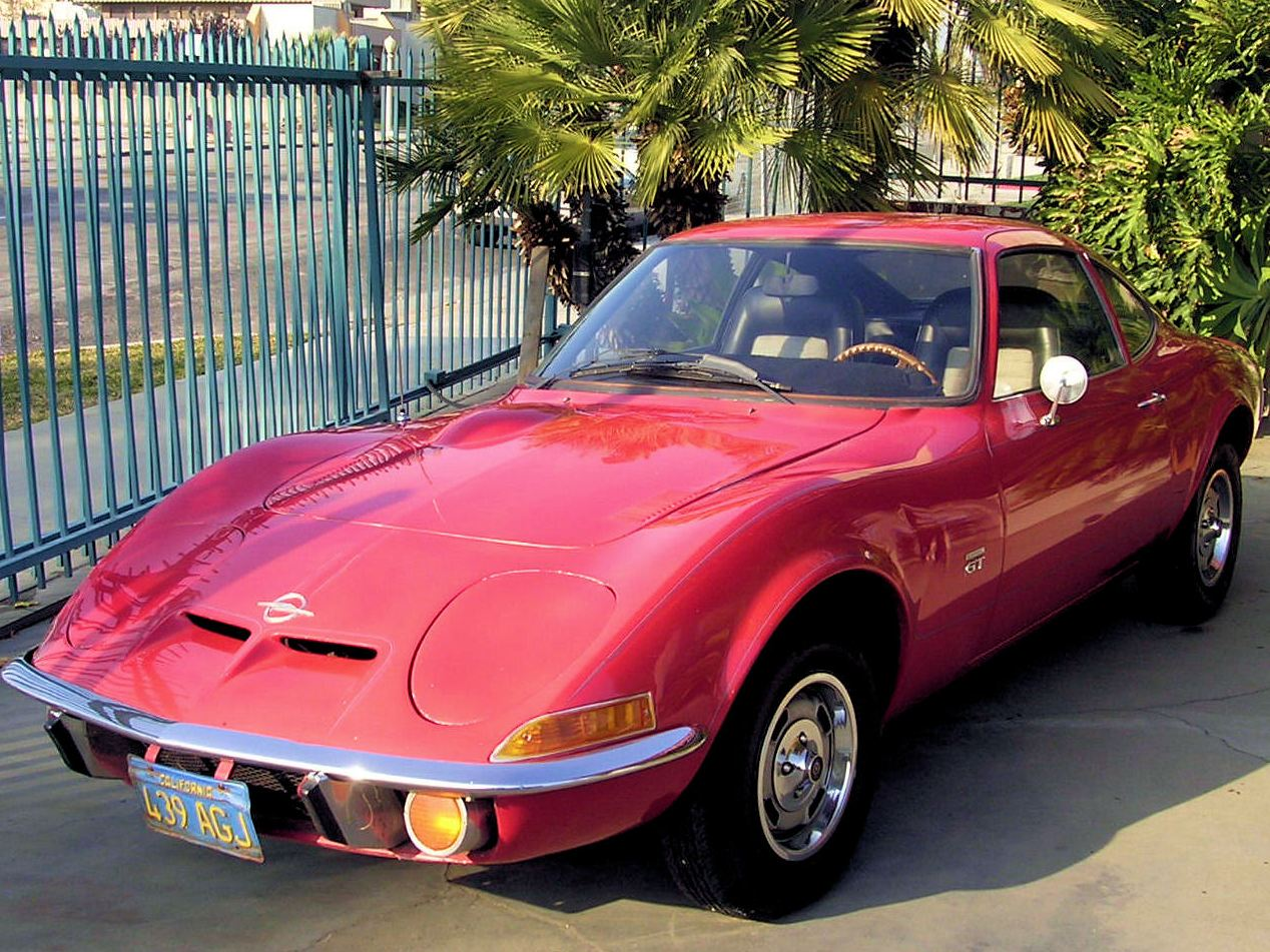 Picture of 1970 opel gt exterior