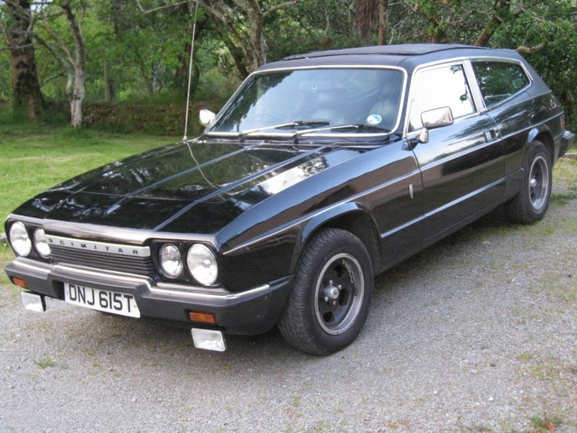 Picture of 1979 Reliant Scimitar GTE