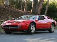 1979 Maserati Merak Overview