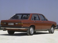 1979 Audi 100 Overview
