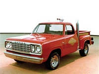1979 Dodge Ram Wagon Overview