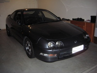 1993 Honda Integra Overview