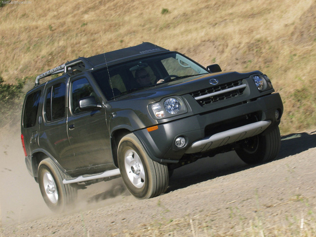 Picture of 2004 Nissan Xterra SE 4WD, exterior, gallery_worthy