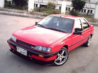 1993 Peugeot 405 Overview