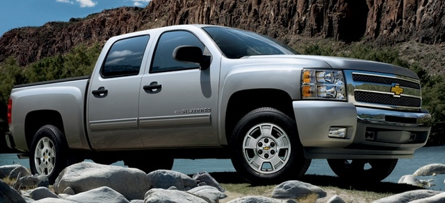 2010 chevrolet silverado 1500 - overview