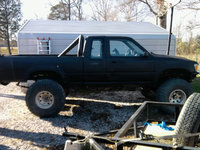 Picture of 1990 Toyota Pickup 2 Dr Deluxe 4WD Extended Cab SB, exterior