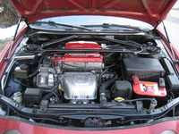 Picture of 1994 Toyota Celica GT Hatchback, engine