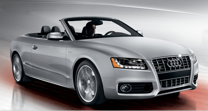 2010 Audi S5 convertible