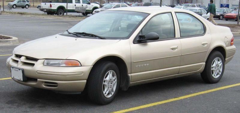 Dodge Stratus 2003. 1996 Dodge Stratus - Pictures